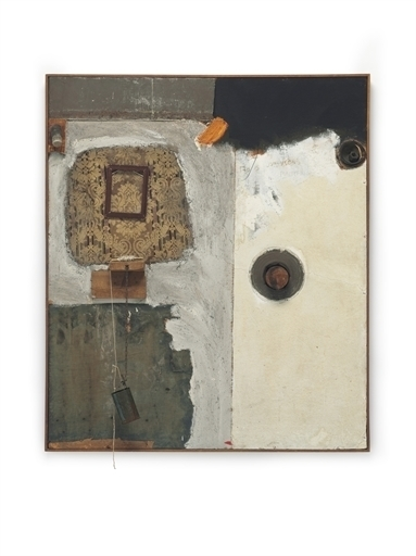 Robert Rauschenberg, 'Johanson's Painting', Christie's