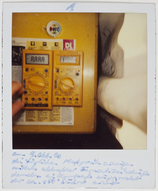 , '1, October 9,' 1990, Art Institute of Chicago