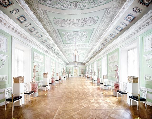 , 'Pavlovsk Palace Pavlovsk IX,' 2014, Kukje Gallery