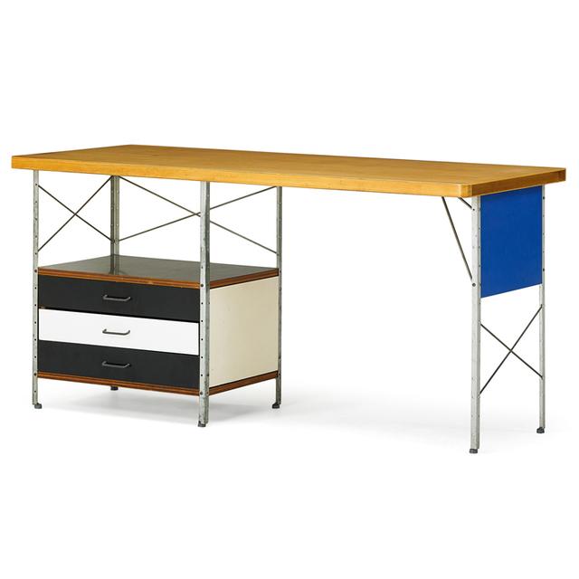 Charles Eames, 'First Edition Esu Desk, Zeeland, MI', ca. 1951-52, Rago/Wright