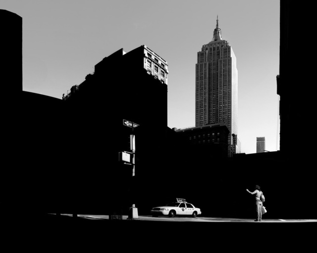 Gabriele Croppi, 'Empire State Building #01', 2009-2014, Photography, Fine art archival giclee print on  cotton paper, Galerie Clara Maria Sels