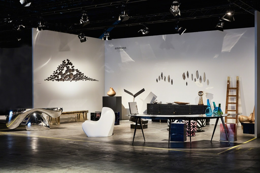 ammann//gallery at Design Miami/Basel 2018