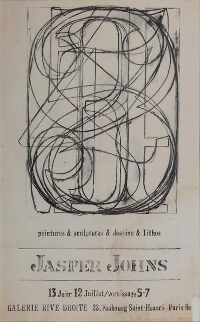 Jasper Johns, 'Jasper Johns', 1960, Finarte