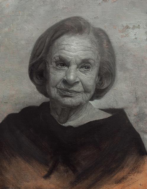 , 'Roslyn,' 2015, Gallery Henoch