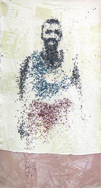 , 'Evo, série Les pétroliers,' 2017, Galerie Cécile Fakhoury - Abidjan