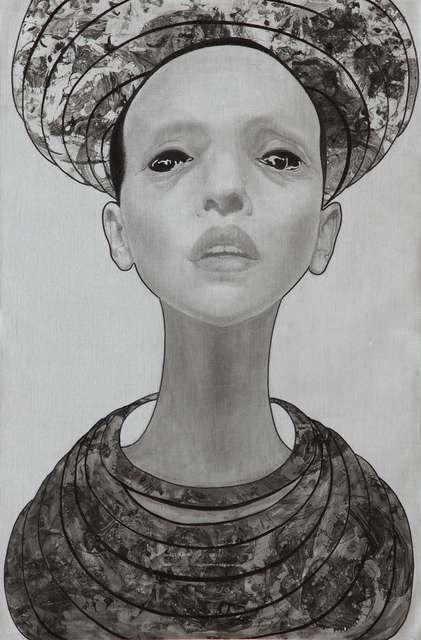 , 'Geminafe Flower No.2,' 2012, The Dragon Year Gallery