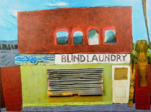 , 'Blind Laundry,' 2015, Imlay Gallery