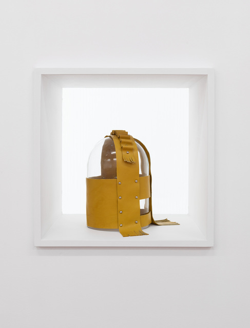 , 'Carrier (yellow),' 2017, Eduardo Secci Contemporary