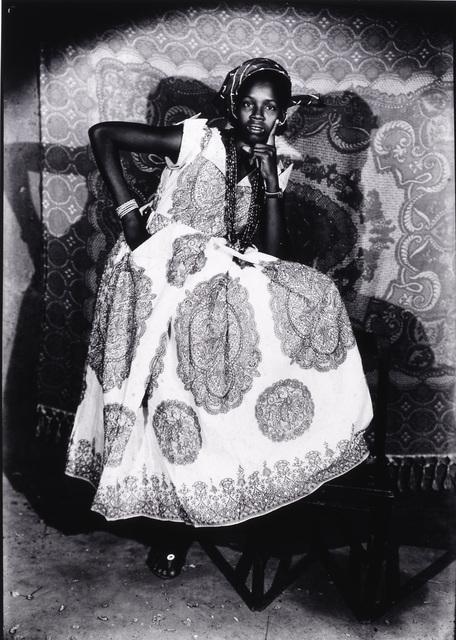 , 'Sans titre (Jeune femme du début des années 50),' 1949, galerie du jour agnès b.