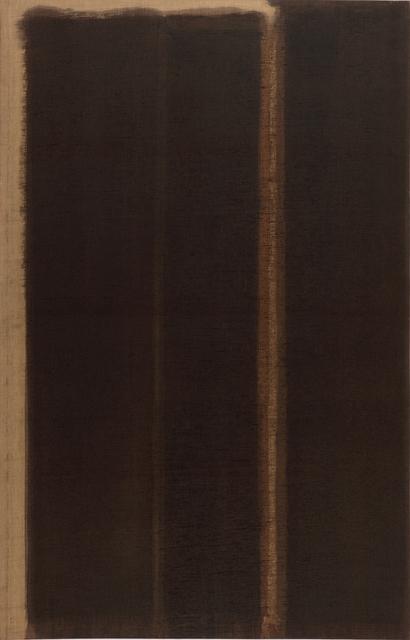 , 'Umber-Blue,' 1981, PKM Gallery