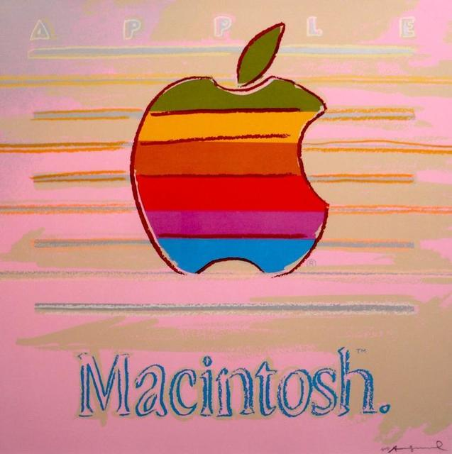 , 'Apple (F. & S. II. 359),' 1985, David Benrimon Fine Art