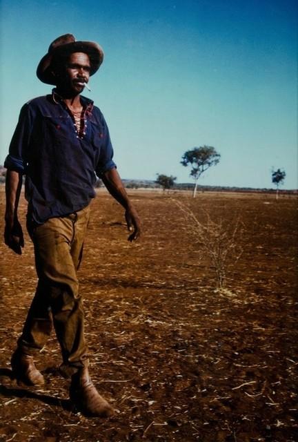 , 'Aboriginal Stockman,' , Charles Nodrum Gallery