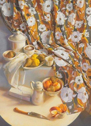 , 'Still Life with Lemons,' 2012, Somerville Manning Gallery
