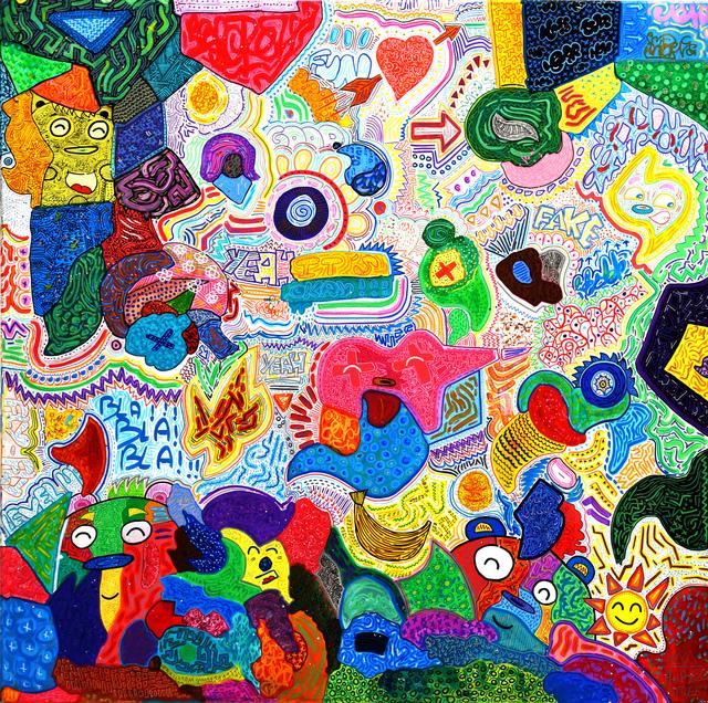 , 'Untitled 2,' 2016, Galerie Artefact