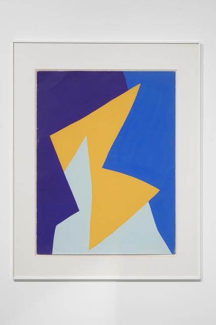 , 'st,' 1958-1961, Galerie Denise René