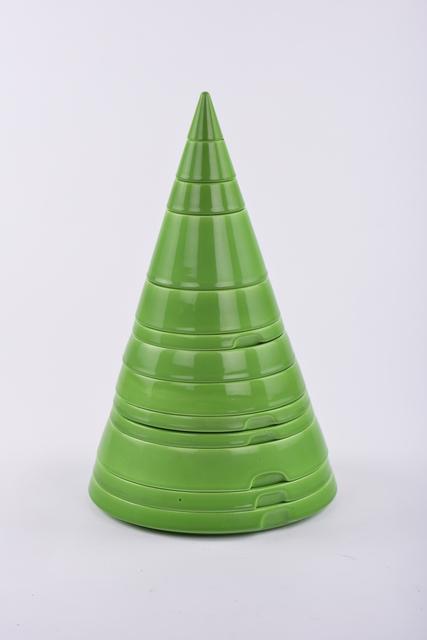, 'Servizio impilabile CONO,' 1969, Triennale Design Museum