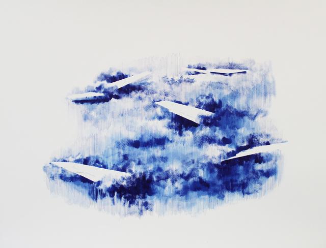 , 'Figure 1806,' 2017, Nathalie Karg Gallery