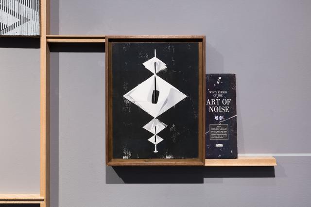 , 'Untitled (Paradigm I),' 2012, Carroll / Fletcher