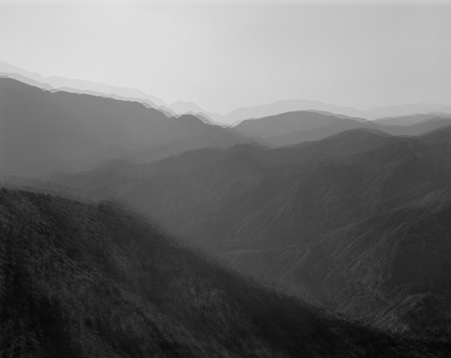 , 'Angeles Crest #3 (from Nothing Stands Still),' 2015, Gallery Luisotti