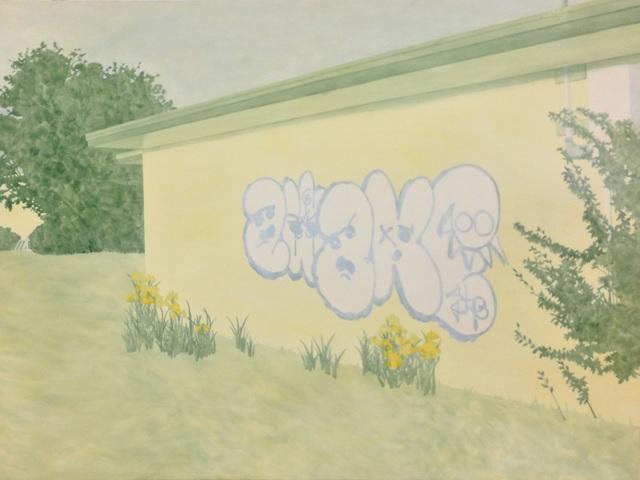 , 'Haikyo III,' 2013, Peter Robertson Gallery