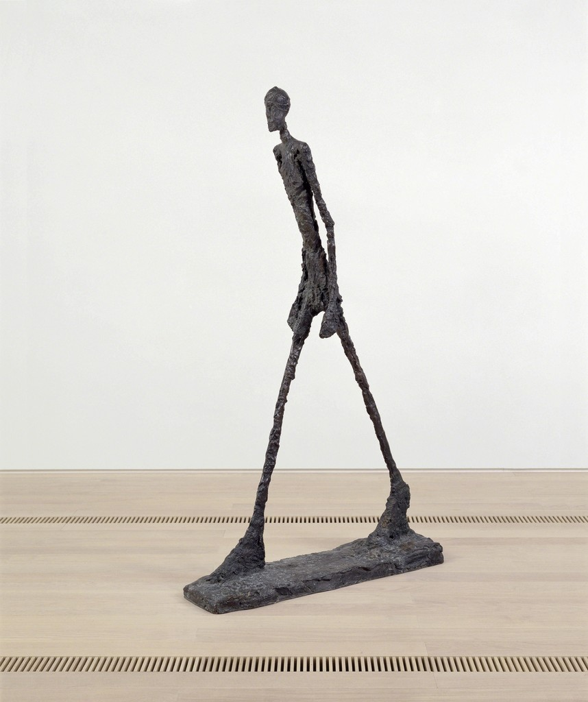 alberto giacometti l homme qui marche ii 1960 artsy. Black Bedroom Furniture Sets. Home Design Ideas