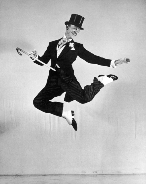 """Bob Landry, 'Fred Astaire, """"Putting on the Ritz""""', 1945, Atlas Gallery"""