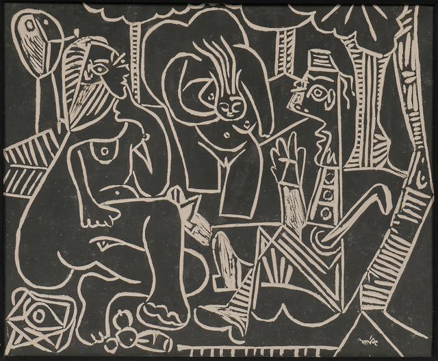 Pablo Picasso, 'Le déjeuner sur l'herbe', 1964, Skinner