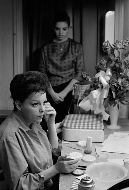 , 'Judy Garland and daughter Liza Minnelli, 1961,' 1961, KP Projects