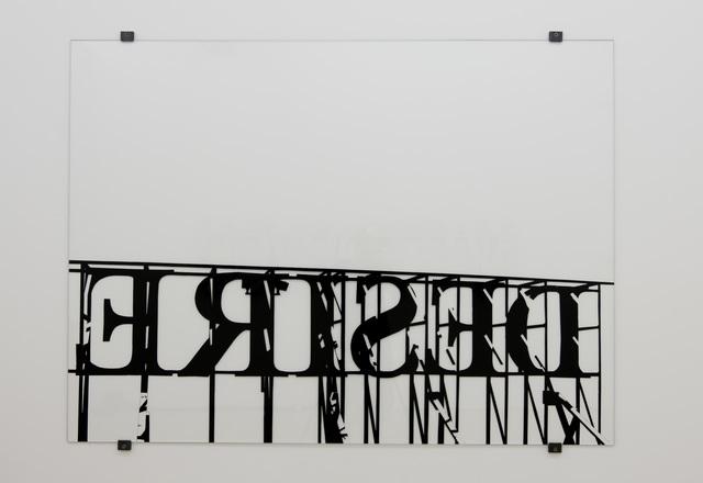 , 'Desire,' 2014, Galerie Peter Kilchmann