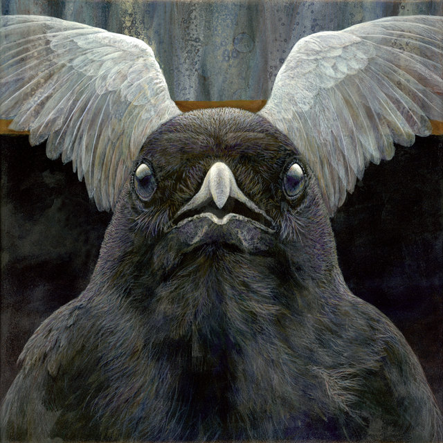 , ' Black Bird: Dark Disclosures,' 2016, Hanson Howard Gallery