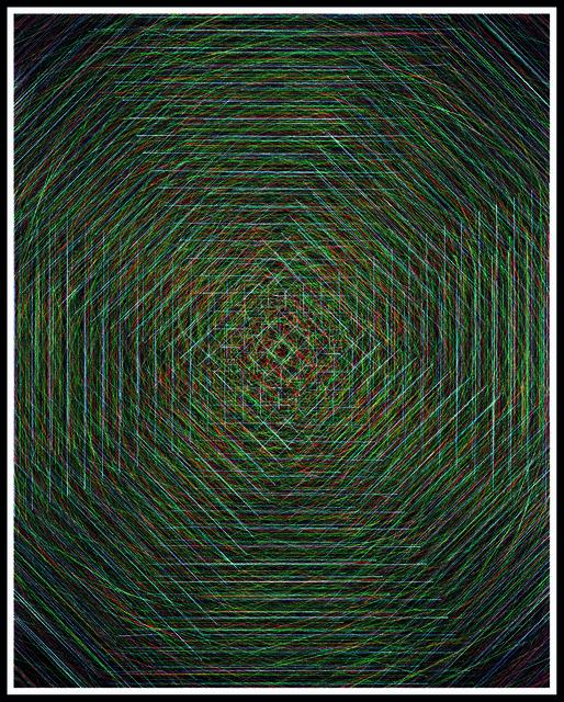 , 'Octagonal #4,' 2010, Atlas Gallery