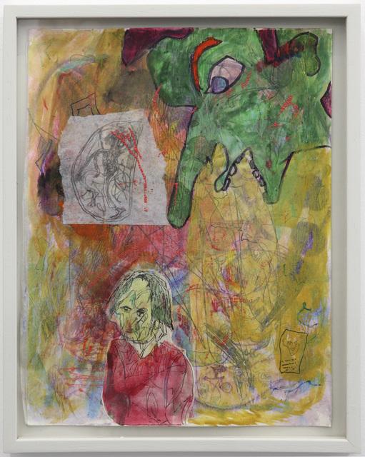 , 'Untitled,' 2015, Marta Cervera