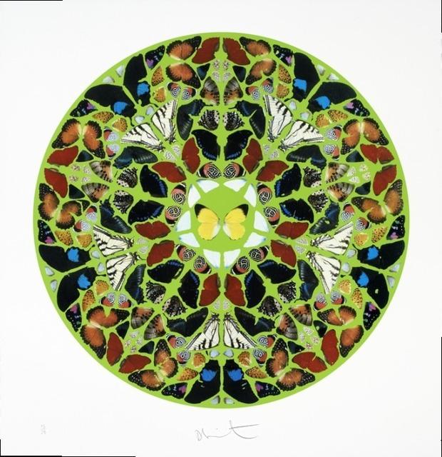 , 'Psalm: domine est terra,' 2010, Jill George Gallery
