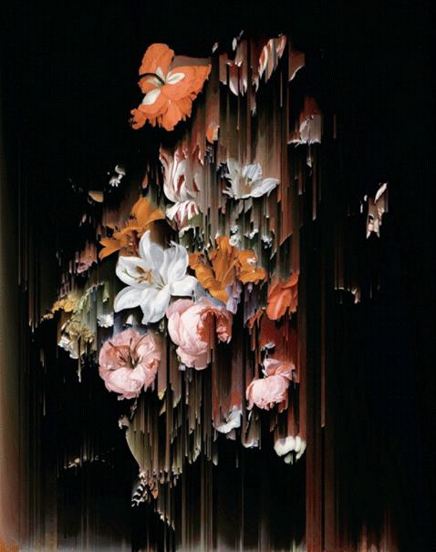 Gordon Cheung, 'Flowers in a Glass'