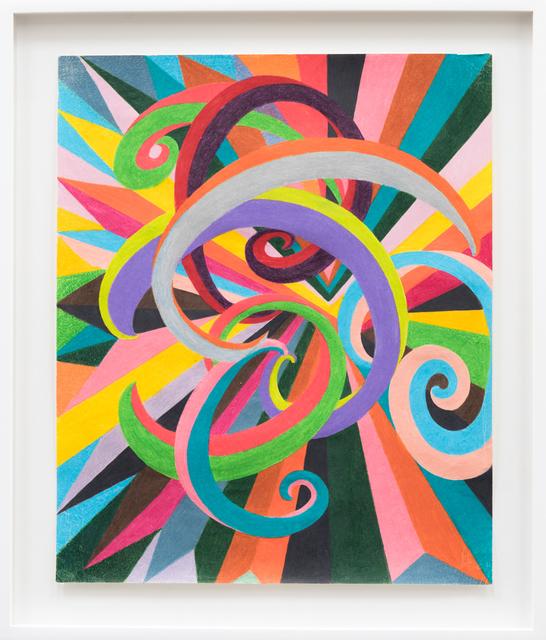 , 'Kaleidoscopic Intentions 2,' 2014, Rosamund Felsen Gallery