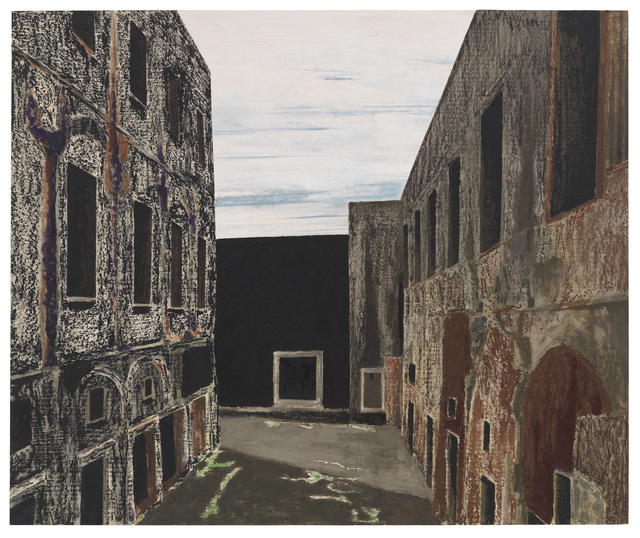 , 'Blind Alley,' 2016, Galleri Magnus Karlsson