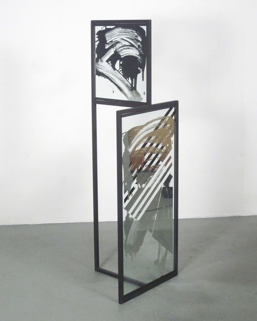 , 'Untitled (JR-2MIRROR),' 2013, Romer Young Gallery