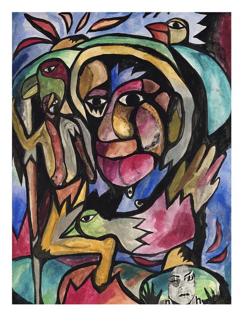 , 'Birds,' 2017, Trotta-Bono Contemporary