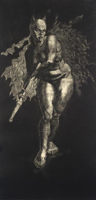 , 'Catwoman,' 2010, Gordon Gallery