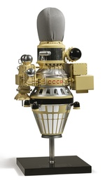 LUNA 9 AUTOMATIC LUNAR STATION SPACECRAFT MODEL
