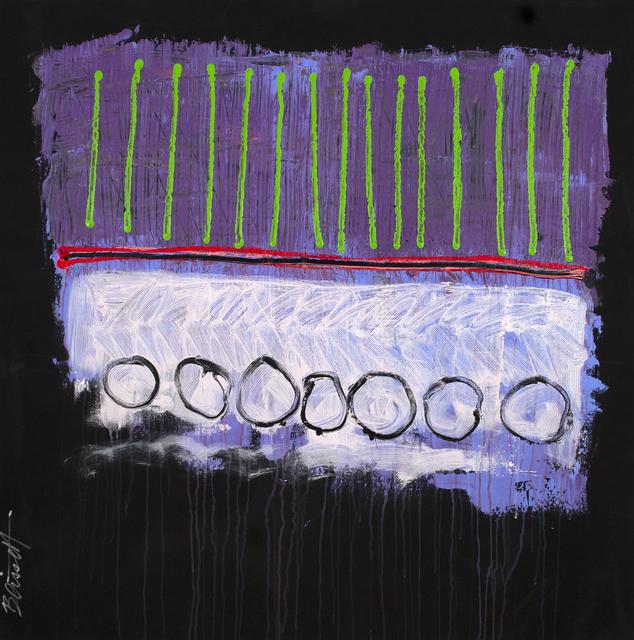 Larry Blissett, 'Seven Moons Underground', 2019, Blue Rain Gallery