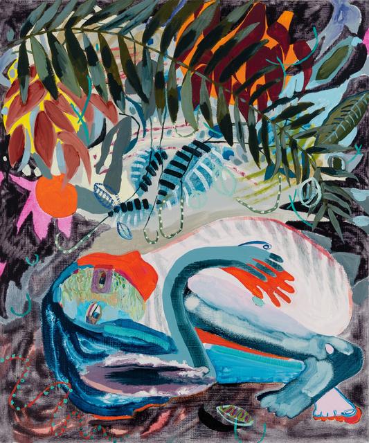 , 'Pupa,' 2018, Asya Geisberg Gallery