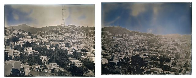 Binh Danh, 'Panoramic View from Corona Heights Park', 2014, Haines Gallery