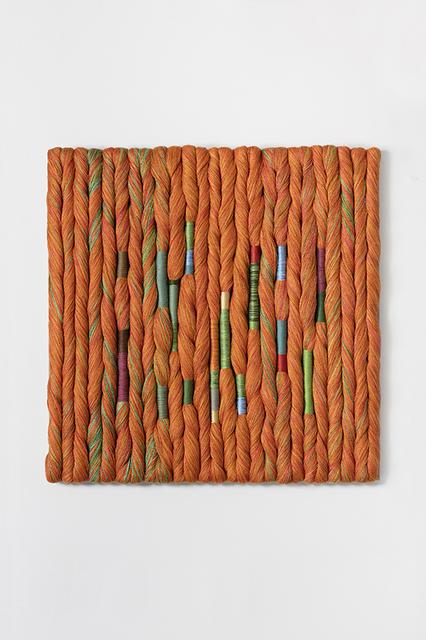, 'Dancing The Twist,' 2016, Galleria Massimo Minini