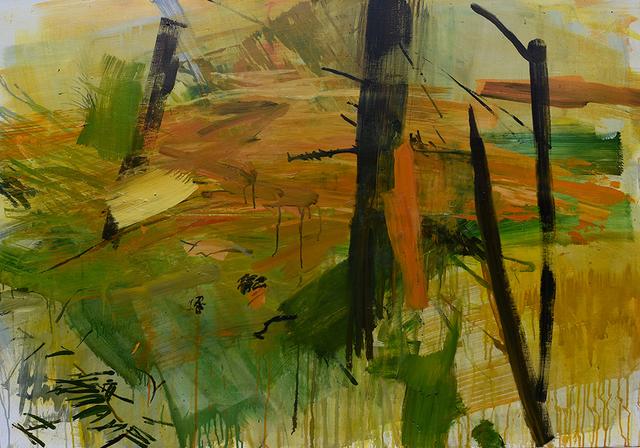 Marie-Jo Daloz, 'Parole 3', 2018, Galerie Estampe