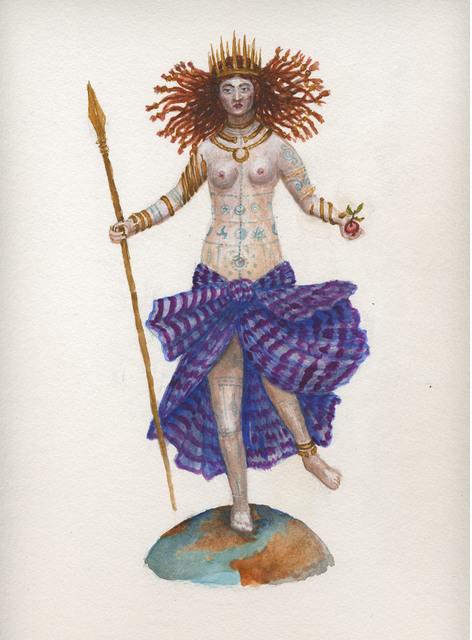 , 'Queen of Swords,' , ArtYard