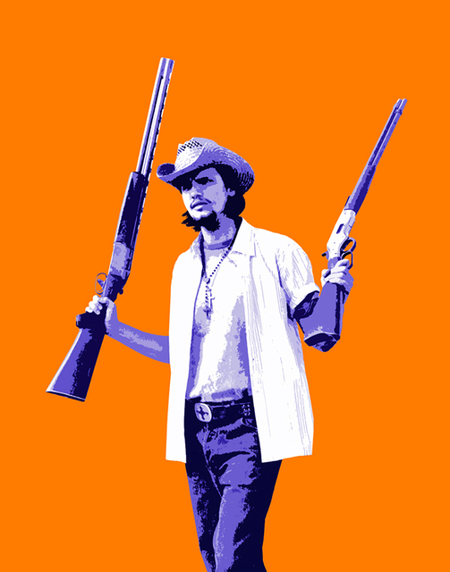 , 'Two Gun Cowboy,' , Winfield Gallery