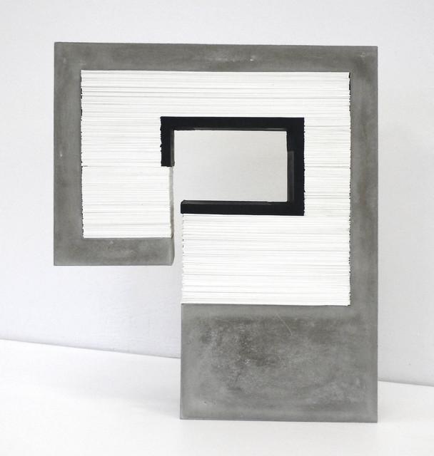 , 'Não-dito [Unsaid] n. 39,' 2017, Casa Triângulo