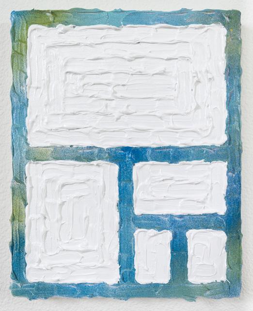 , 'Future Houseplan,' 2017, Russo Lee Gallery