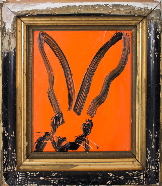 , 'Orange Bunny,' 2017, New Gallery of Modern Art